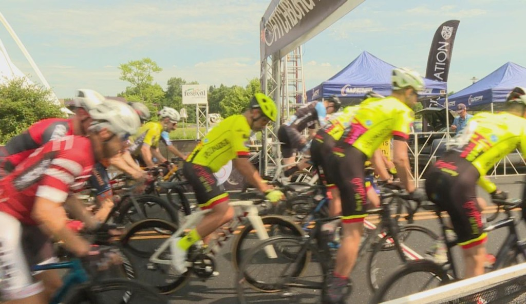Fitchburg Festival of Speed competitions include bikers of all experiences, age levels