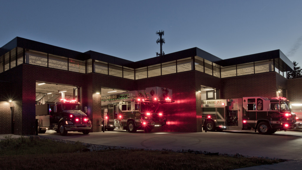 The Fitchburg Fire Department