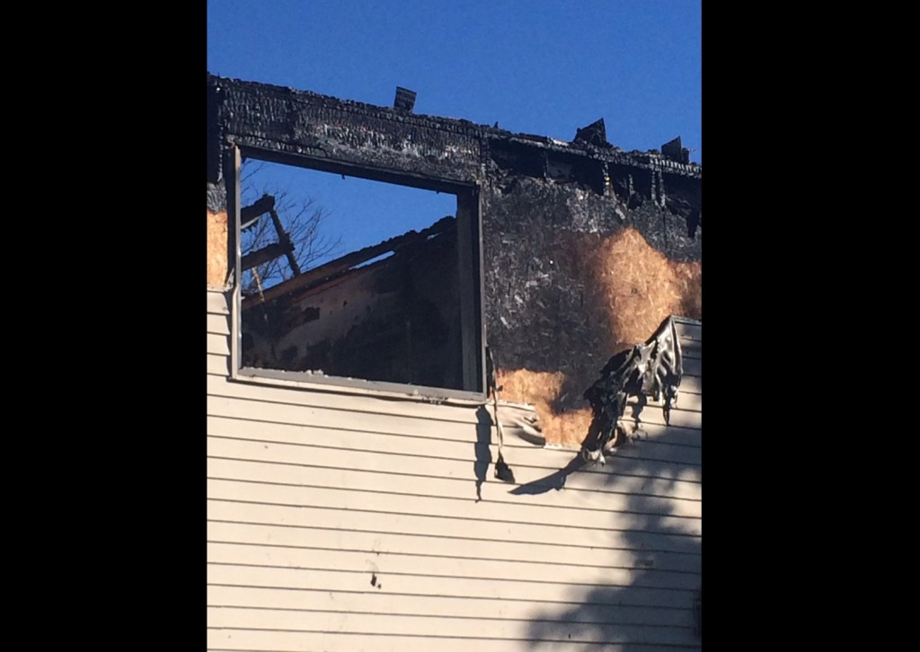 Fitchburg apartment fire damage estimated at $500K