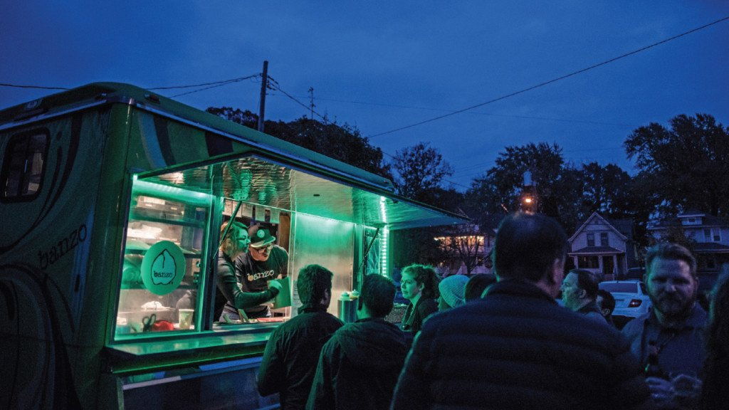 Get in line to devour this year's Best of Madison food cart favorites