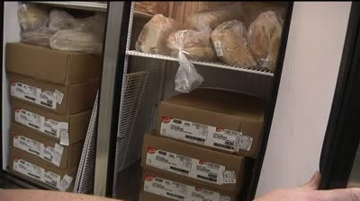 Baraboo residents find unique way to stock food pantry