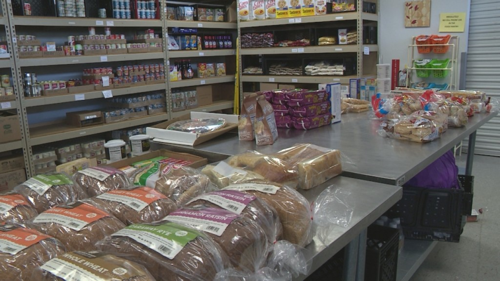 Food pantry looks to increase efficiency with new program