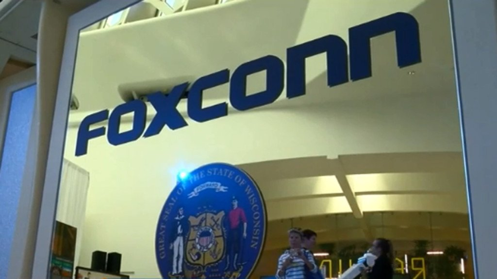 Dem. candidate for governor offers plan to sue state over Foxconn deal