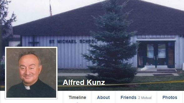 Sheriff's Office launches Facebook page for tips on Fr. Kunz homicide