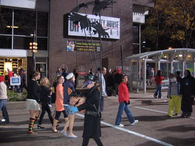 Madison prepares for Freakfest, UW football game