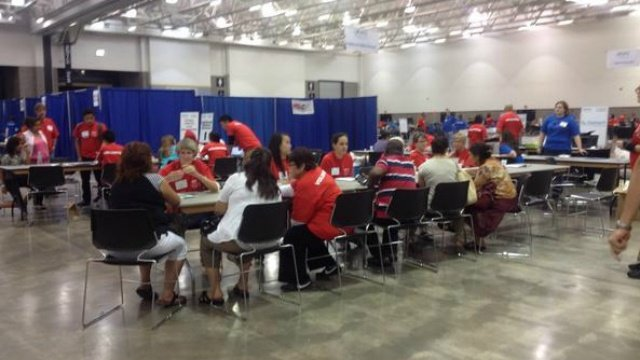 Hundreds receive free medical care in Madison