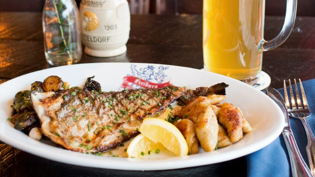 Freiburg Gastropub dishes up the best of Germany