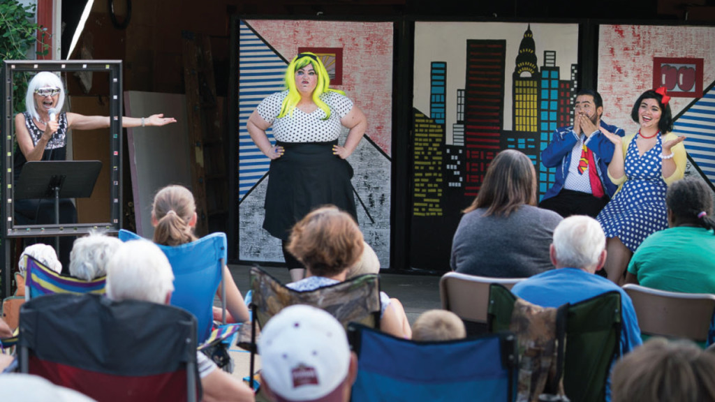 Fresco Opera Theatre combats the genre's traditional reputation