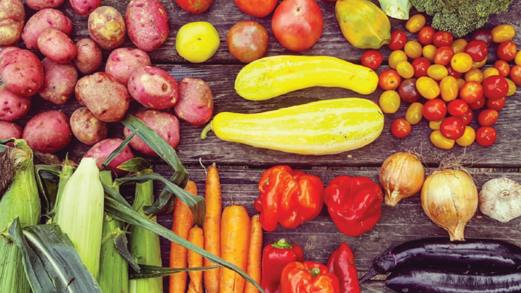 Produce, gardens affected by floodwaters may require safety precautions