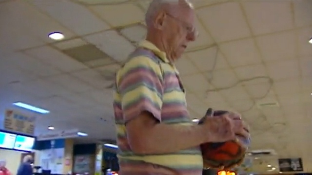 Perfect at any age: 84-year-old sets Madison bowling records