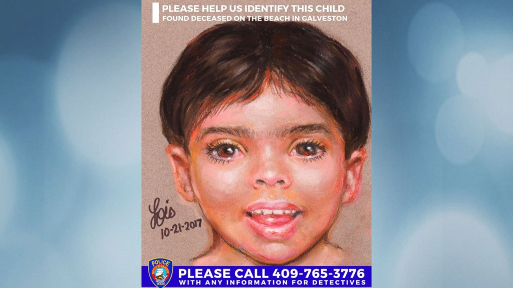 FBI seeks information from public regarding the body of a child found in Texas