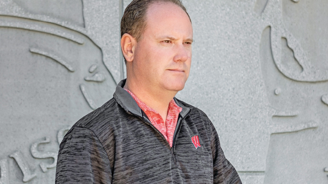 Picnic supports Badger coach's Garding Against Cancer foundation