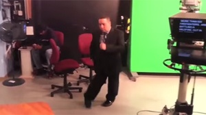 Our weather deserves a 'Gary' dance