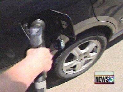 Consumers seeing higher gas prices at the pump