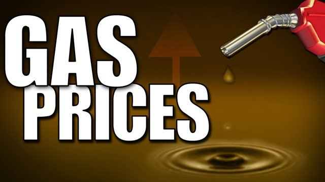 Gas prices rise with no end in sight