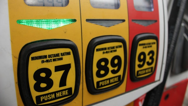 Gas prices heading up for first time in 3 months