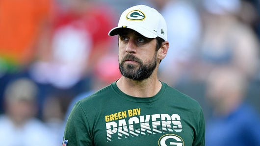 Rodgers comfortable with offense, Packers look ahead to opener