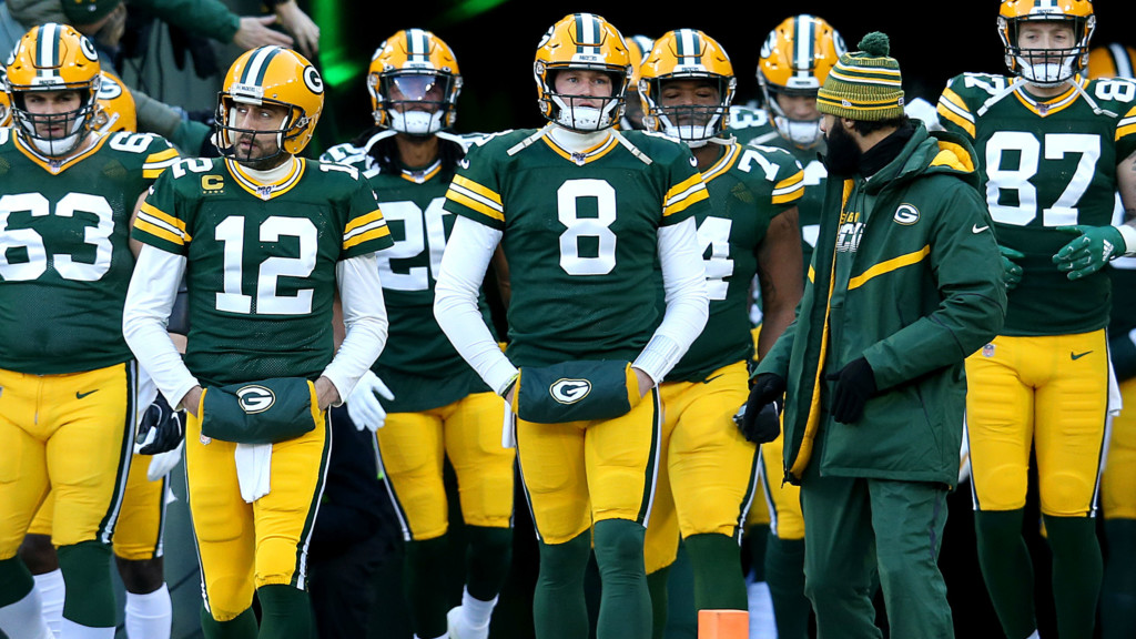 Packers heading to playoffs