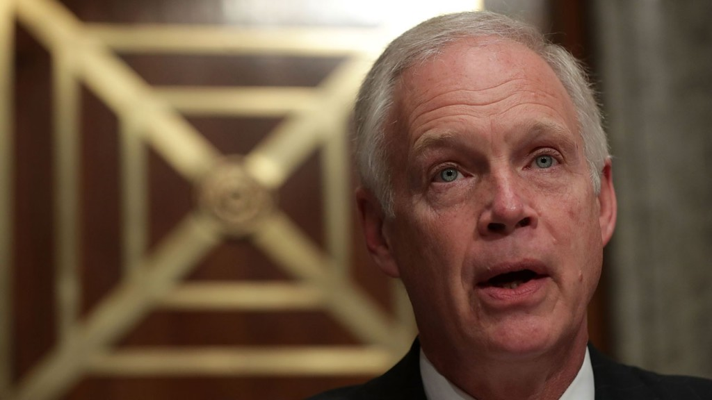 Johnson votes for tax reform measure in committee despite concerns