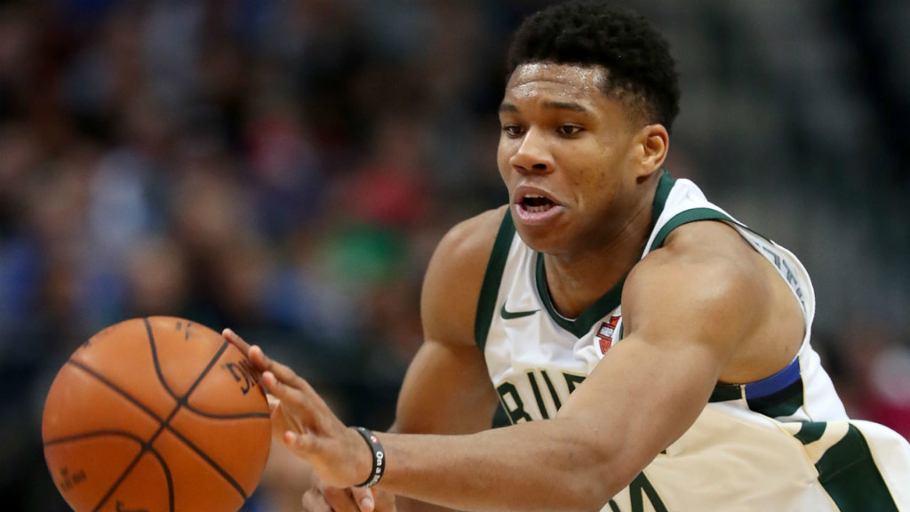 Bucks announce Giannis MVP celebration