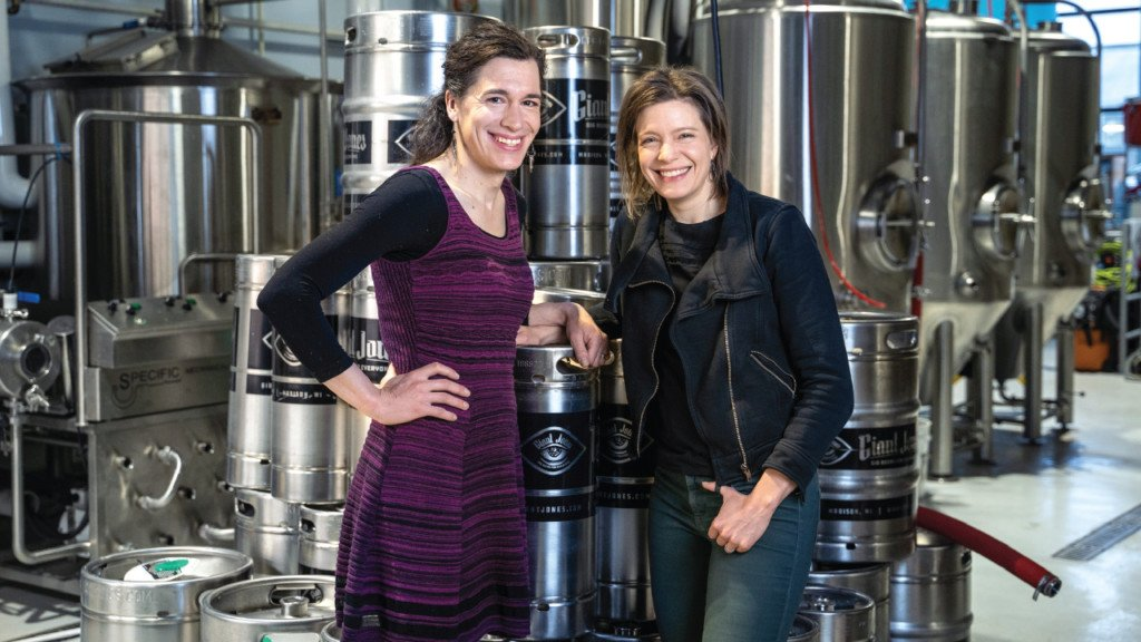 Women are trailblazing the way in Madison's restaurants, breweries and food businesses