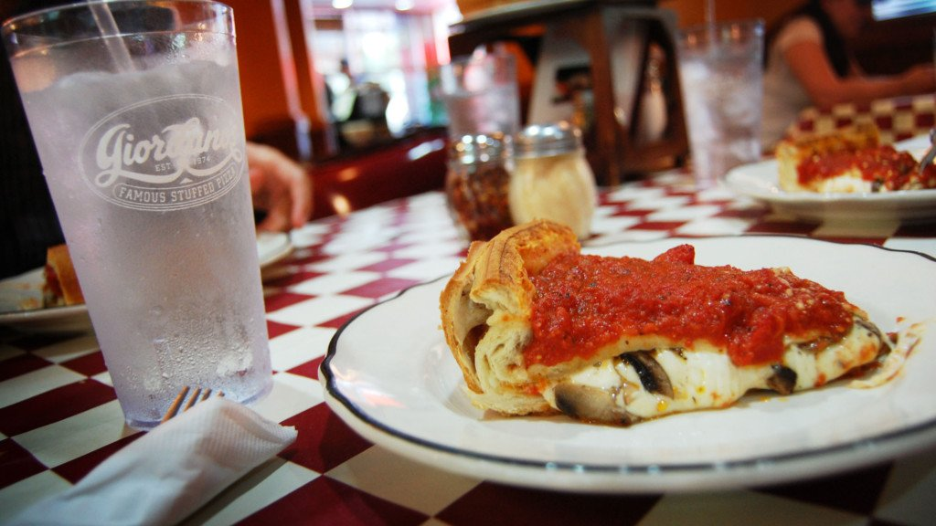 Giordano's is coming to Madison