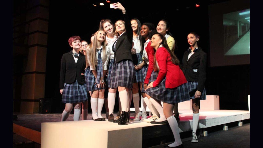 Mean 'Girls' play is difficult—but important—to hear from young cast
