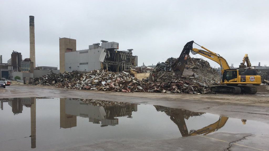 Janesville receives $500K grant to demolish former GM site
