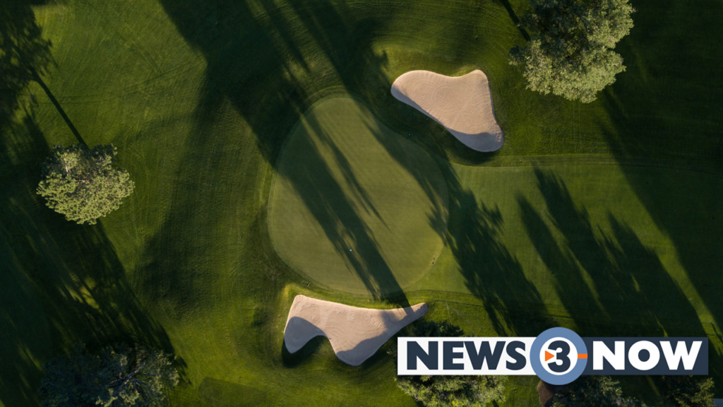 PGA Golf on News 3 Now