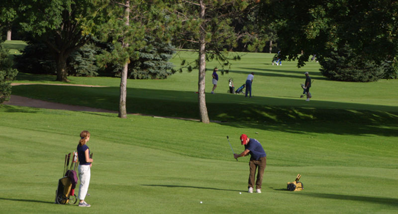 City golf course revenue down 11 percent in 2017