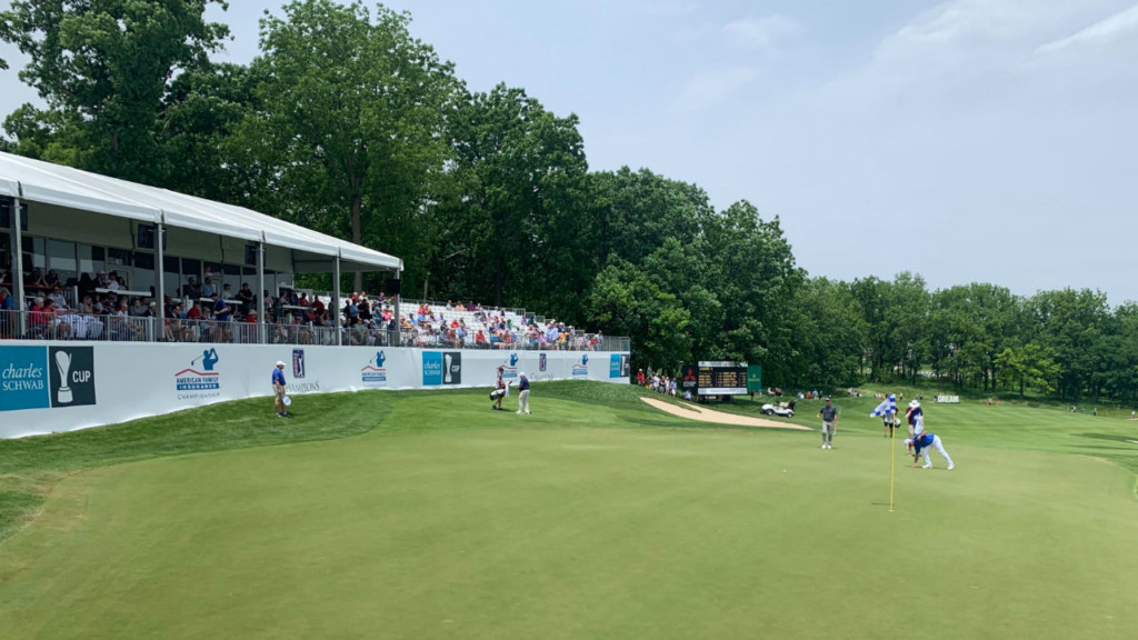 Madison sees increase in visitors for the American Family Insurance Championship