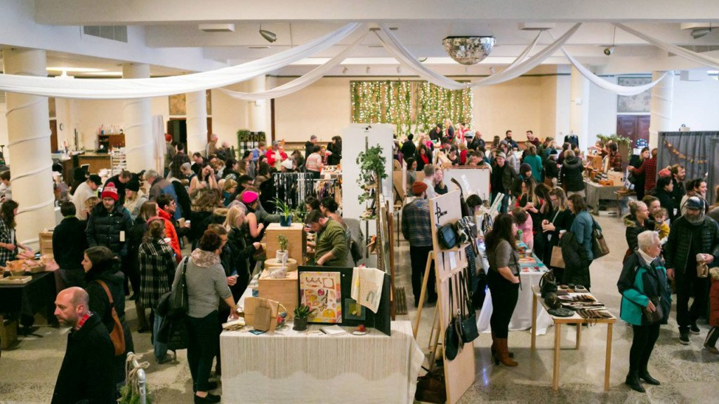 13 local holiday markets to shop for gifts this season