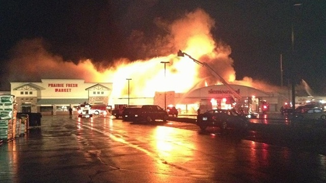 Police: Foul play ruled out in Prairie du Chien business fire