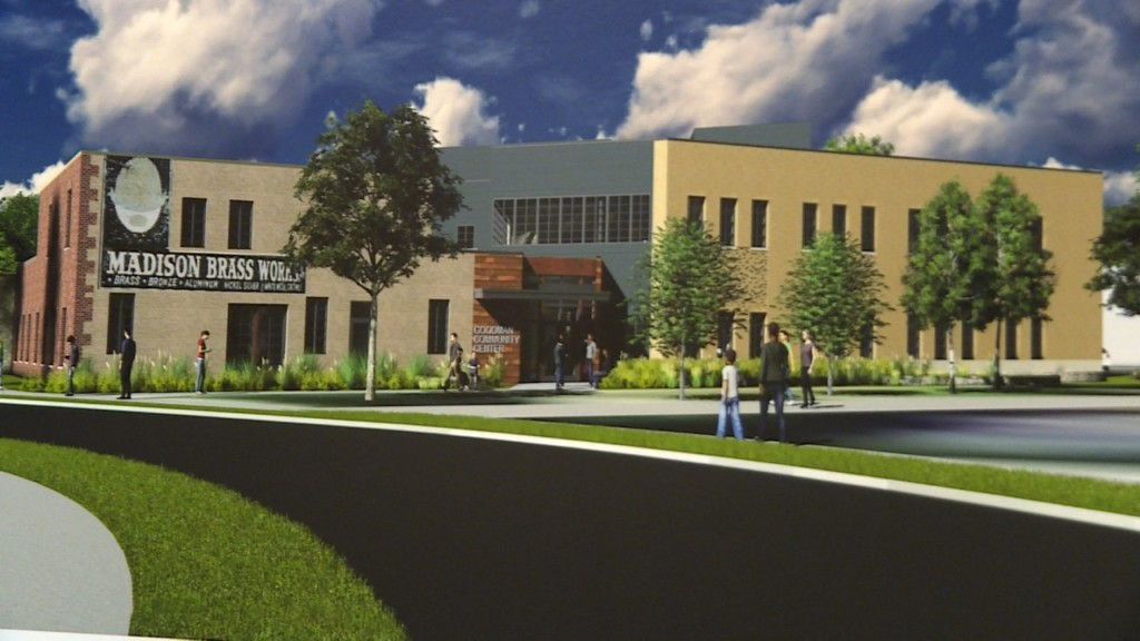 Goodman Community Center invites residents to discuss expansion