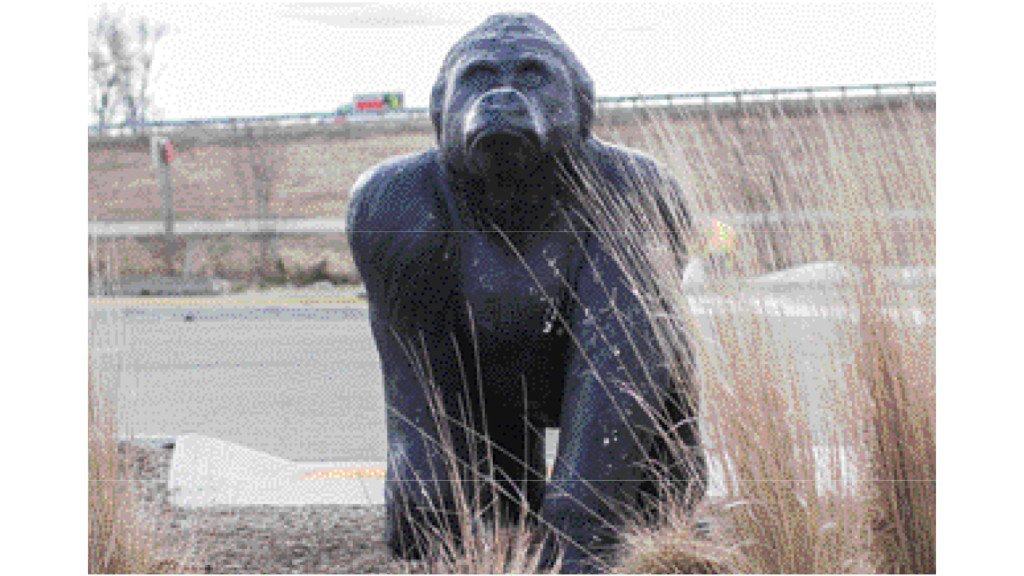 Have you ever noticed these Madison statues?