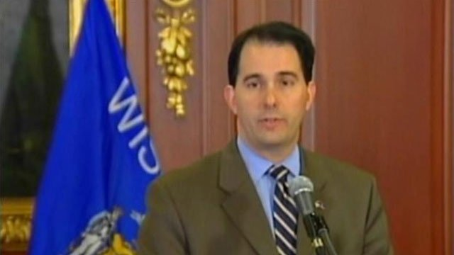 Gov. Walker receives rousing welcome at GOP convention