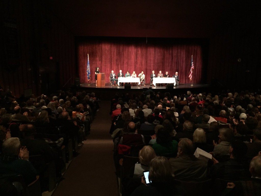Half of Democratic candidates for governor answer questions at forum in Madison