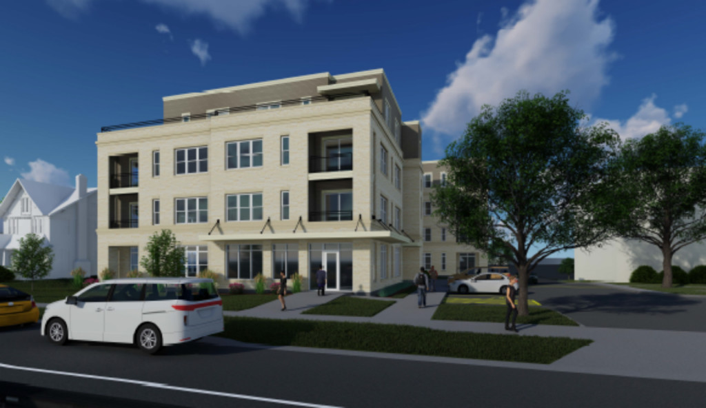 Madison Development Corporation breaks ground for new 44-unit affordable housing building