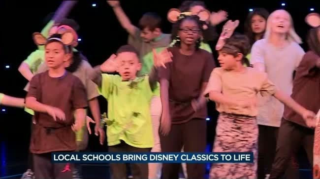 Overture selects three schools for Disney Musicals in Schools program