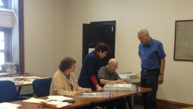 Green County recount votes certified without missing ballots