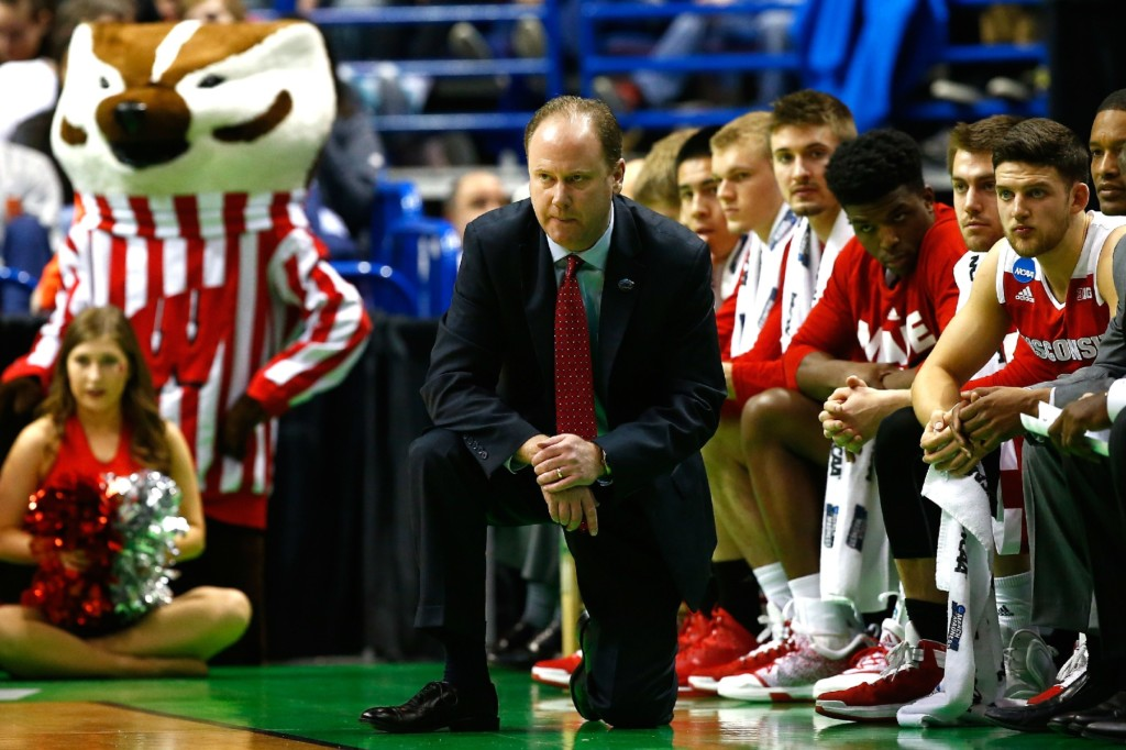 Badgers get No. 8 seed in NCAA Tournament, will face No. 9 Virginia Tech