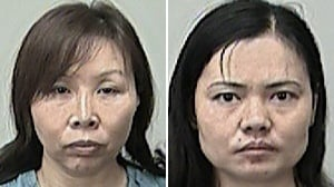 Police: Spa linked to prostitution; 2 arrested