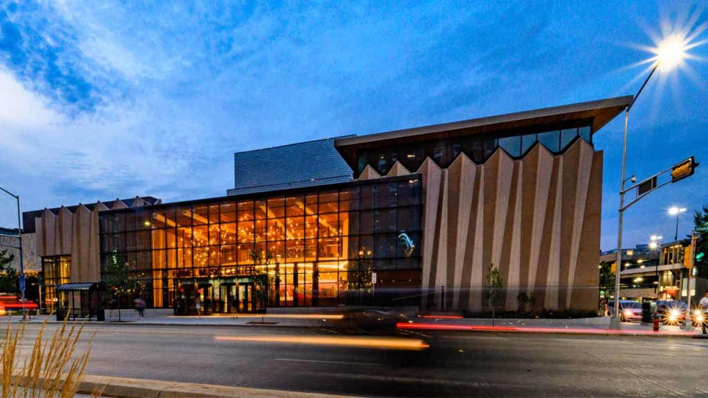 New Hamel Music Center to open
