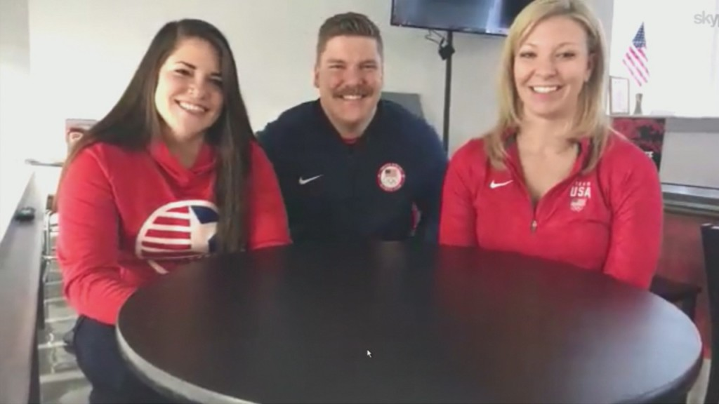 Despite White House speculation over Games' status, local Olympians not worried about Korea tension
