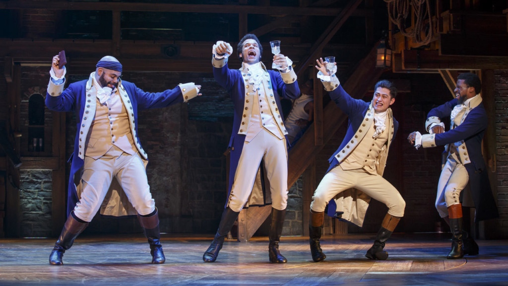 'Hamilton' brings in more than $7.5 million for Overture Center, per report