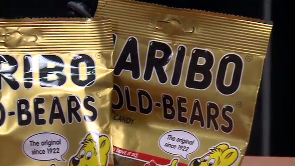 Walker says candy-maker Haribo was concerned with Foxconn