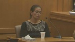 Biological mother of girl testifies in Chritton case