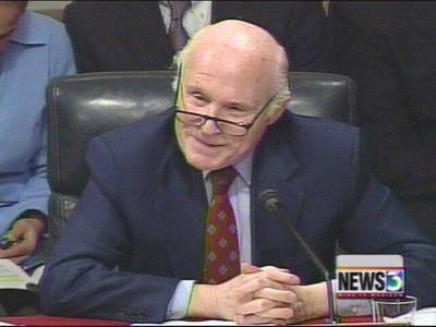 Kohl says goodbye to Senate, colleagues