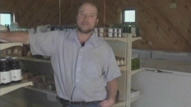 What happens to raw milk after Hershberger?