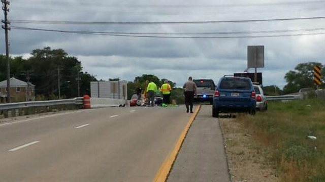 Woman killed in nine-vehicle accident identified